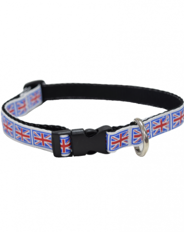 Best of British collar