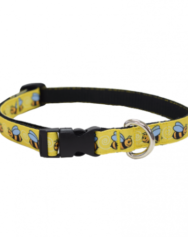 Busy Bees collar