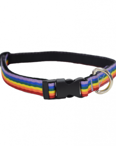 Over the Rainbow collar