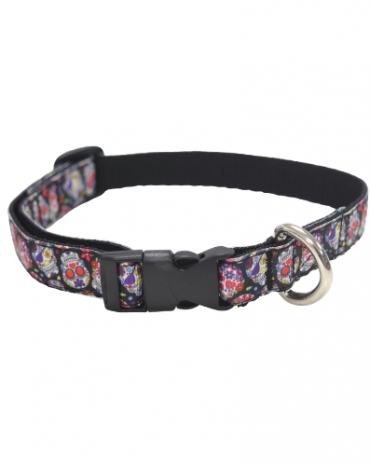 Sugar skulls collar copy