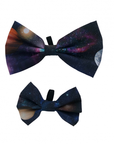 Galaxy Bow Ties
