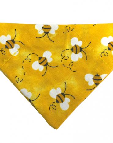 Bees bandana copy