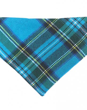 Blue Tartan bandana copy