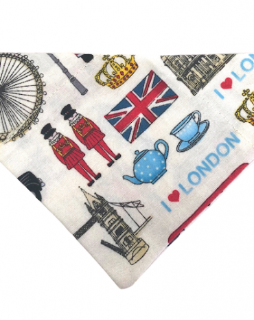 London bandana copy