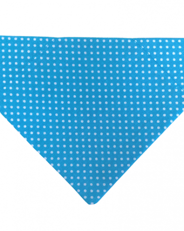 blue spots bandana copy