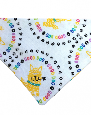 good dog bandana copy