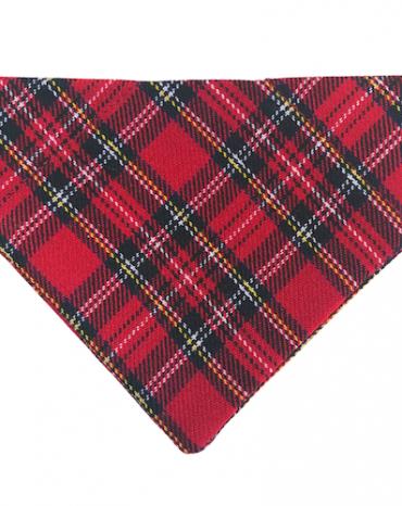 red tartan bandana copy