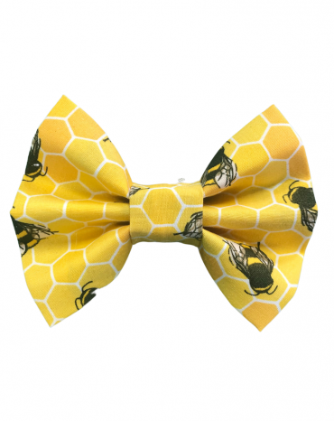 Bees Bow tie