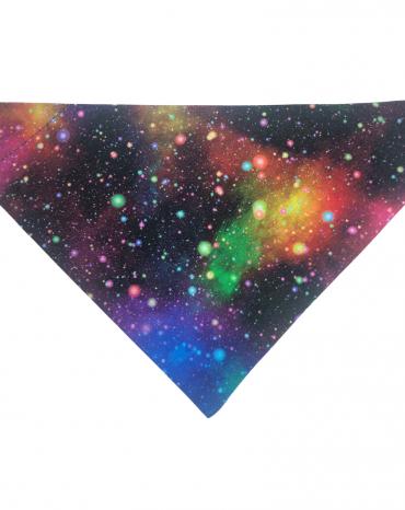Galaxy bandana etsy